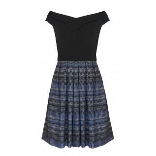 AtrAxion dress with pleats