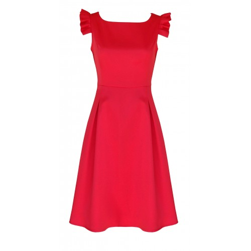 Chicard red dress