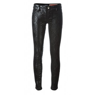 Just Cavalli black denim