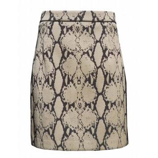Just Cavalli python print skirt