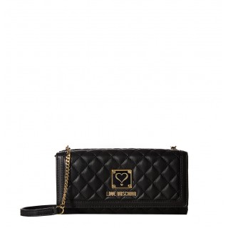 Love Moschino cross-body wallet