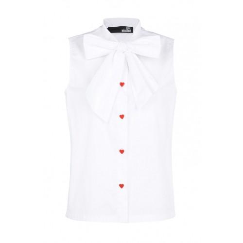 Love Moschino white shirt