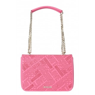 Love Moschino Fuchsia handbag