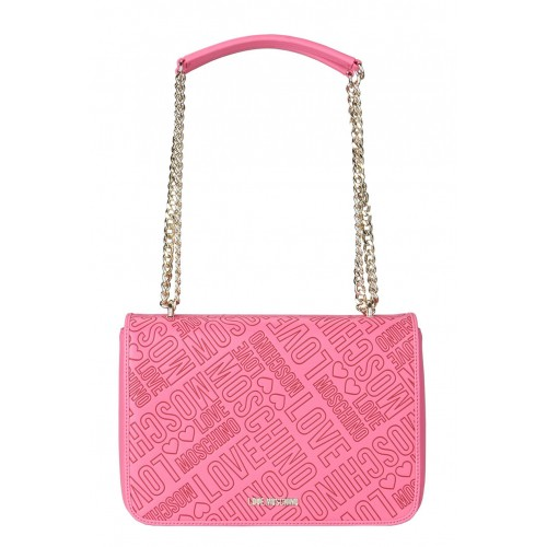 Love Moschino Fuchsia handbag