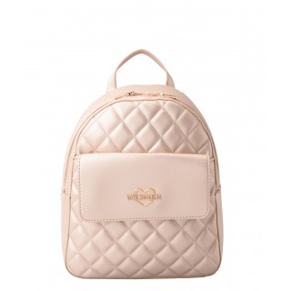 Love Moschino Rose-Gold backpack
