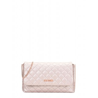 Love Moschino Rose-Gold small bag