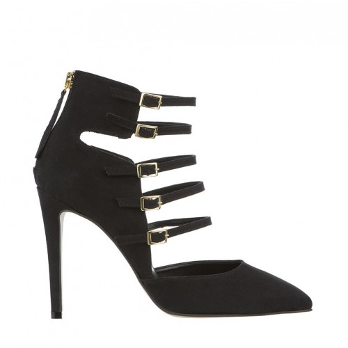 Sante heels with straps