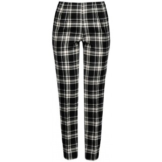 Love Moschino plaid pants
